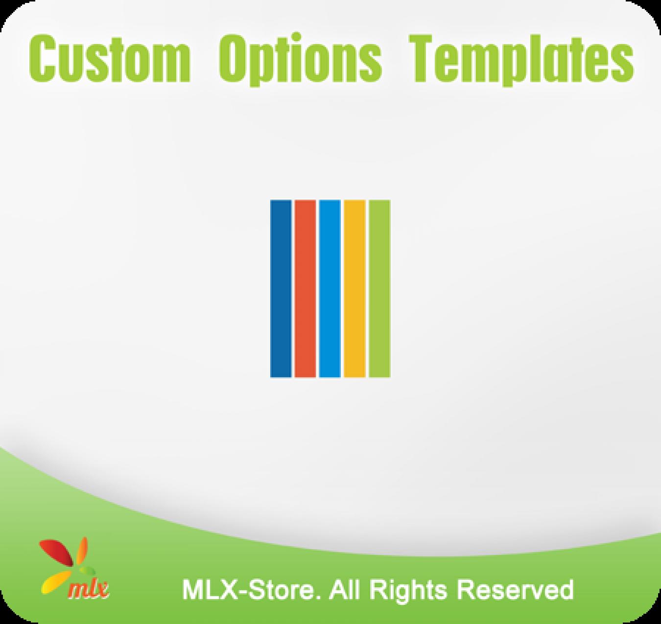 custom templates: