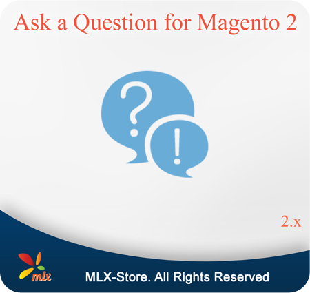 Ask a Question For Magento 2