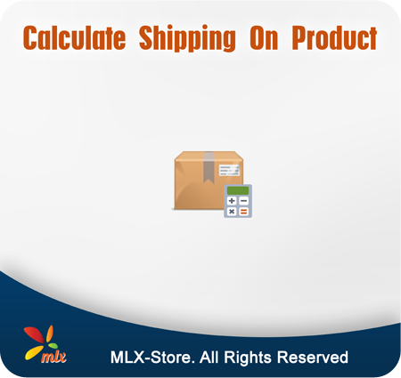 Calculate Shipping On Product