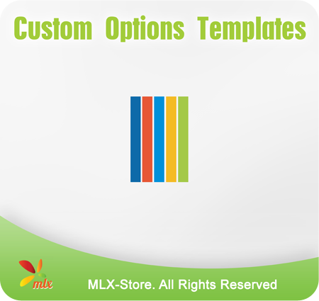 Custom Options Templates