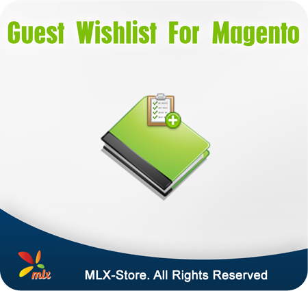 Guest Wishlist For Magento