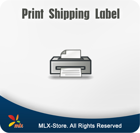 Print Shipping Label