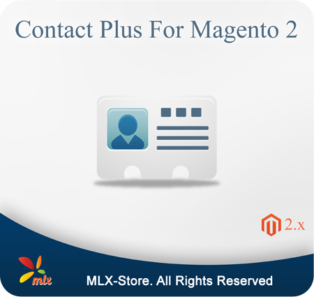 Contact Plus For Magento 2