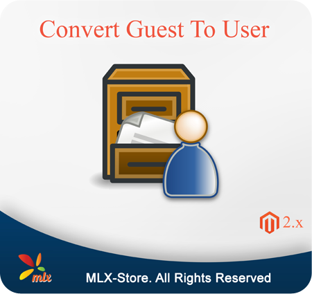 Convert Guest To User For Magento 2