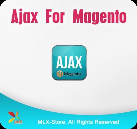 Ajax For Magento