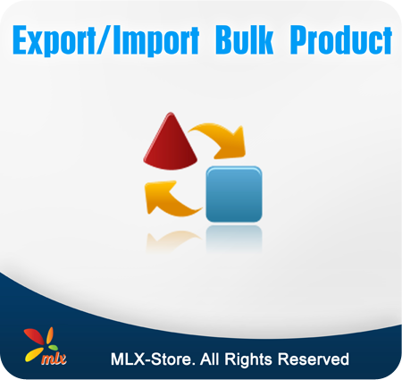 Export/Import Bulk Product
