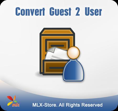 Convert Guest To User