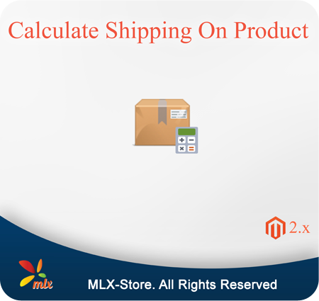 Calculate Shipping On Product For Magento 2