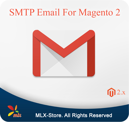 SMTP email for magento 2